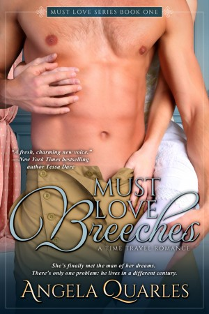 99¢ - Must Love Breeches: A Time Travel Romance
