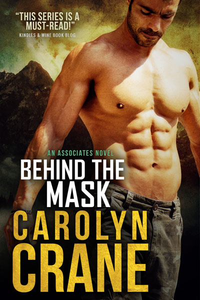 Book Spotlight & Giveaway: Carolyn Crane's Behind The Mask