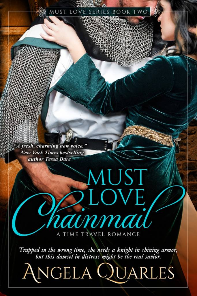 Book Cover: Must Love Chainmail