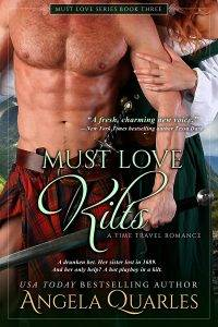Book Cover: Must Love Kilts
