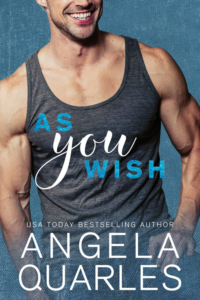 Book Cover: As You Wish