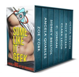 Book Cover: Some Like It Geek