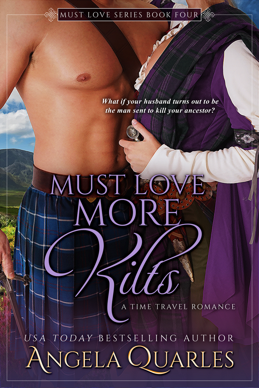 MUST LOVE MORE KILTS is out!