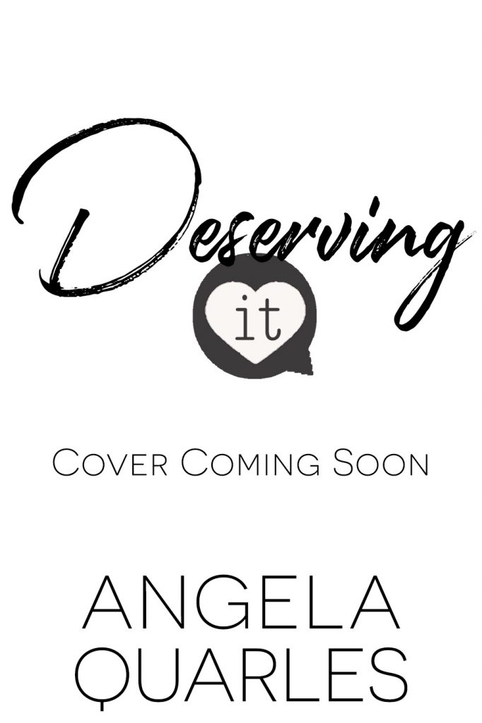 Book Cover: Deserving It